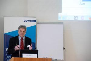 Dr. Ralf Eschelbach | Richter im 2. Strafsenat des Bundesgerichtshofs in Karlsruhe